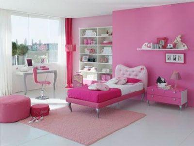Colores para pintar y decorar habitaciones infantiles. | Mil Ideas de Decoración