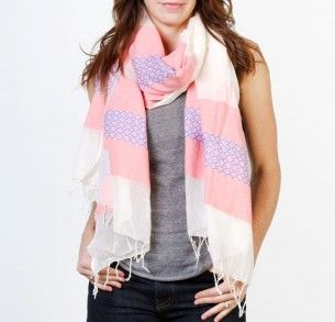 We love scarves! Especially these.