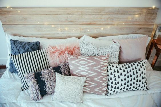 We love cute room decor ideas like this one!