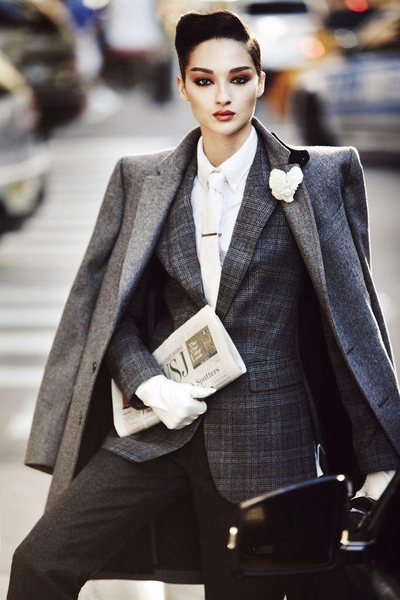 Resultado de imagen para fashion editorial business woman