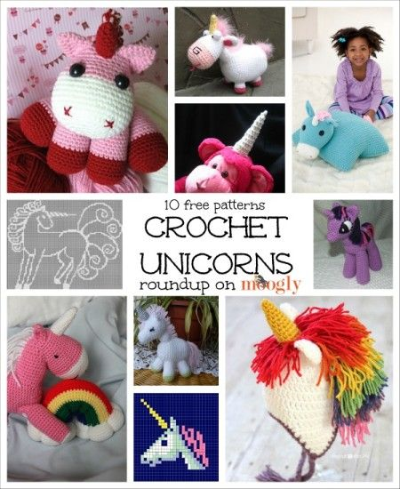Amigurumi Fairy Tales Free : Mermaids, Free crochet and Rainbows on Pinterest