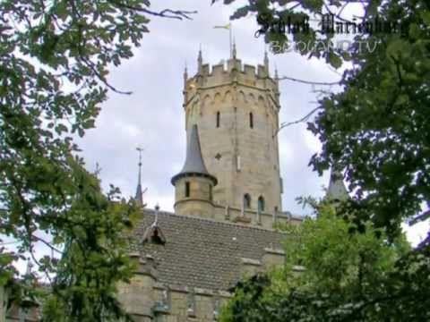 * Schloß Marienburg - Perle im Königreich Hannover , Musik von Händel - Voice: Maria Bayo