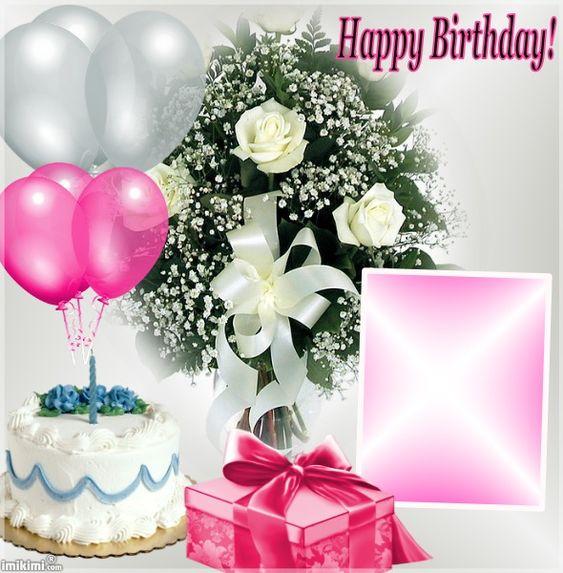 Happy Birthday! Imikimi backgrounds Pinterest Happy ...