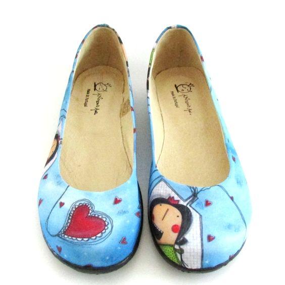 Sapatos : Sabrinas