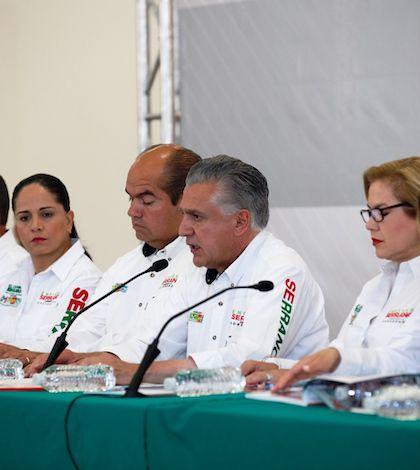 Presenta Enrique Serrano su Plan de Gobierno