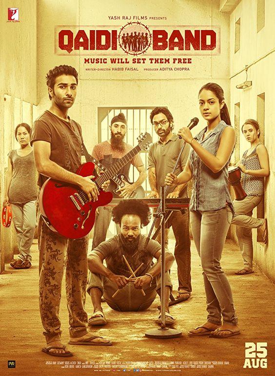 Qaidi Band (2017) DVDRip