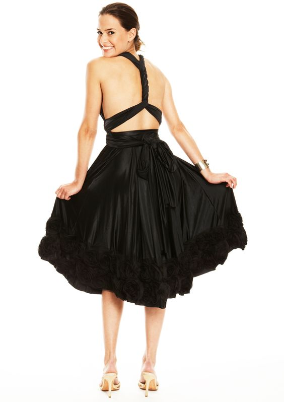 Dresses that I can totally see the girls wearing for more that just a wedding.