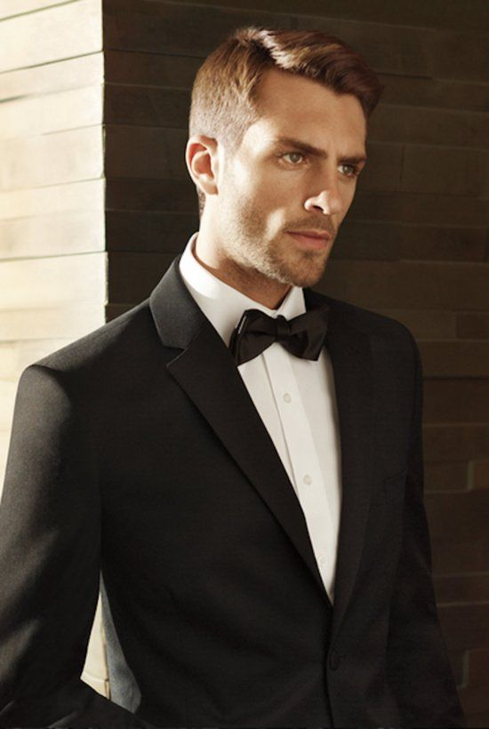 Handsome Tuxedo - Black by Vera Wang tuxedo from Men s ...
