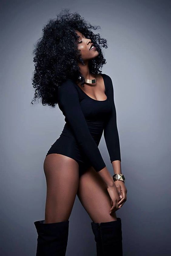 Natural Black Girl Ig