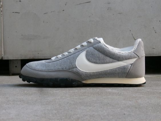 The Nike Waffle Racer is one of the oldest runners in the Swoosh catalog that's still getting the retro treatment, the model's name hearkening back to the Hayward Field days when Bill Bowerman decided to make track shoes with an … Continue reading →