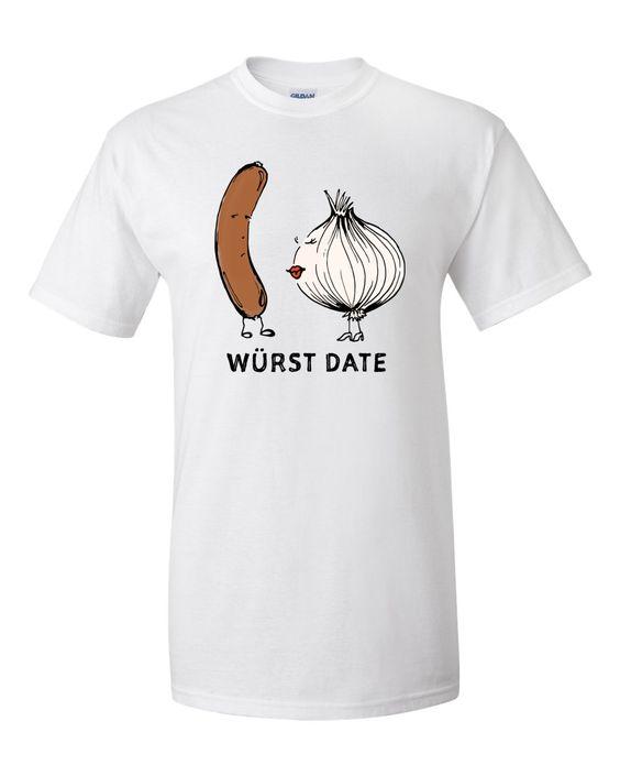 T-Shirt - Wurst Date