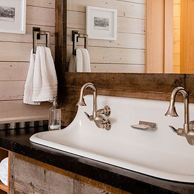 Trough Sink Design And How To Design On Pinterest
