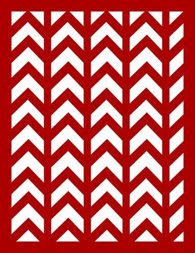 Patterns, Stencils and Chevron patterns on Pinterest