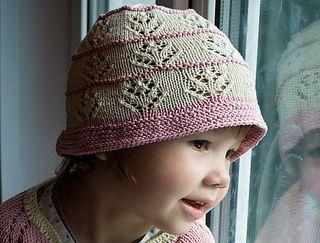 Vanilla Ice Flower Hat by Ekaterina Pavlichenko - free