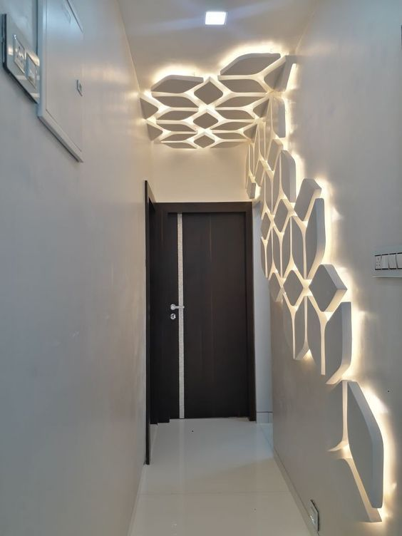Arhitecture Interior Design Wall Lighting Design Lighting Design Interior Ceiling Design Living Room