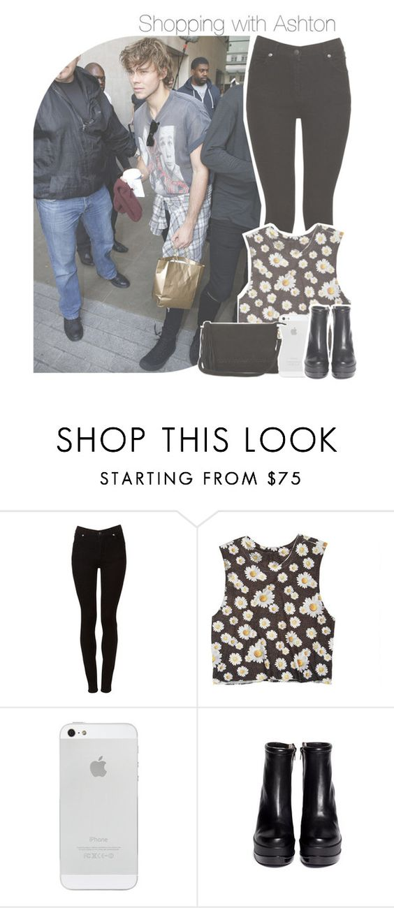 """Shopping with Ashton"" by antisocialmuke ❤ liked on Polyvore featuring Cheap Monday, dELiA*s, Robert Clergerie, Warehouse, 5sos, ashtonirwin, ashton and 5secondsofsummer"