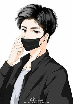 Exo Lay And Exo M Bild Cute Anime Guys Anime Anime Boy