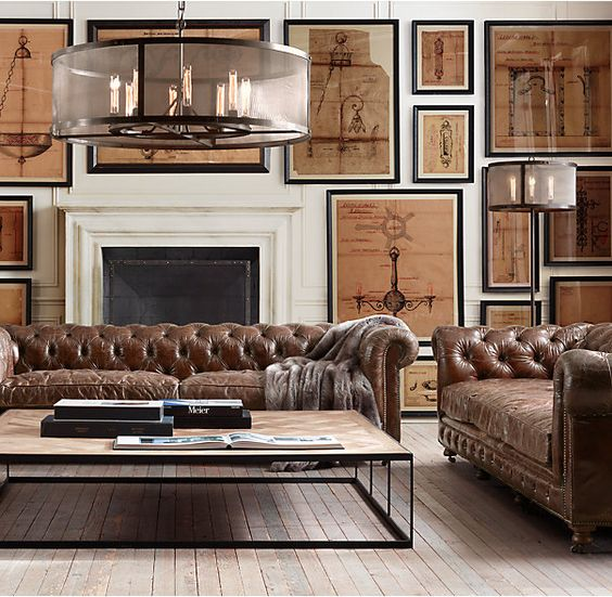 Mua sofa da ở đâu dịu mát phòng khách mùa hè