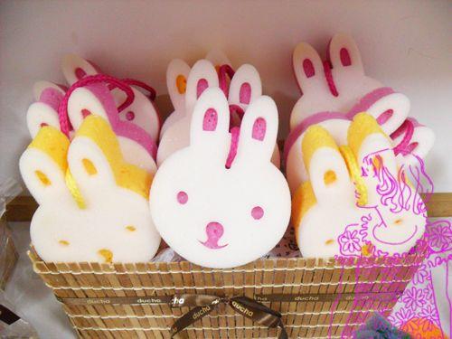 Feliz Páscoa com essas lindas esponjas da Ducha: http://bit.ly/HbxLGl