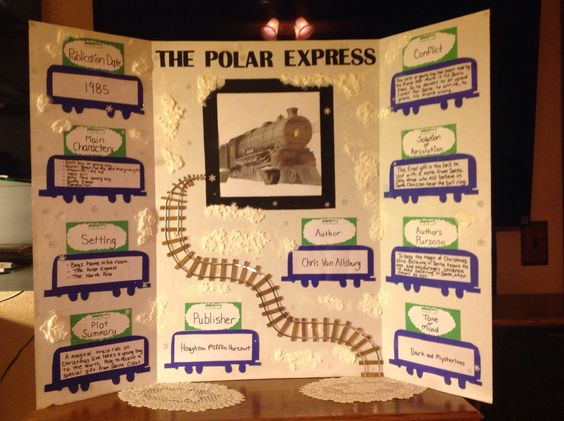 Celebrity reading of the polar express