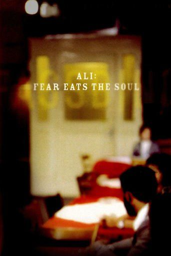 Ali: Fear Eats the Soul (1974) | http://www.getgrandmovies.top/movies/15670-ali:-fear-eats-the-soul | A simple, delicate, melodramatic German film about a loneliness. With a double moral story about the tainted love between an old woman and a younger Moroccan immigrant worker.