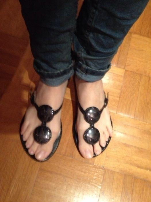 Süße Sandalen 39