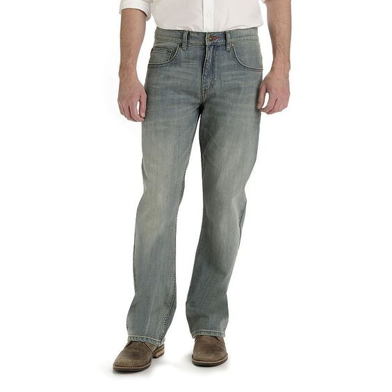 Men's Lee Modern Series Relaxed Bootcut Jeans, Size: | Modern ...