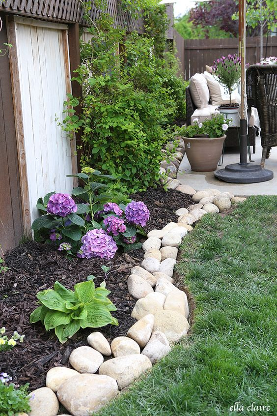 1000 Ideas About River Rock Patio On Pinterest Flagstone Flagstone Patio And Walkways