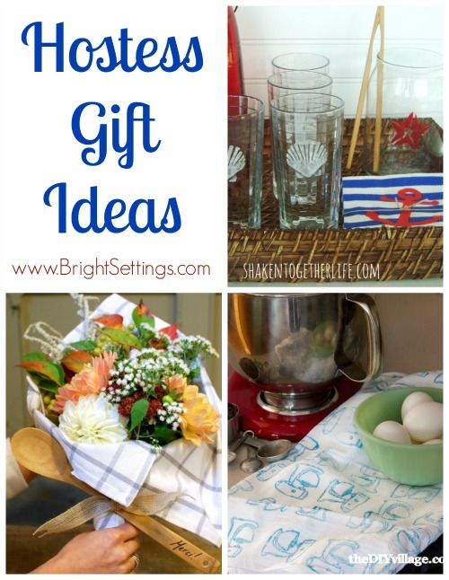 Pinterest the world s catalog of ideas for Ideas for hostess gifts for dinner party