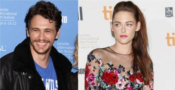 ¿James Franco invitó a salir a Kristen Stewart?