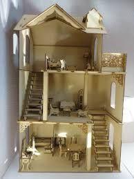 Resultado de imagen de muebles de casas de muñecas