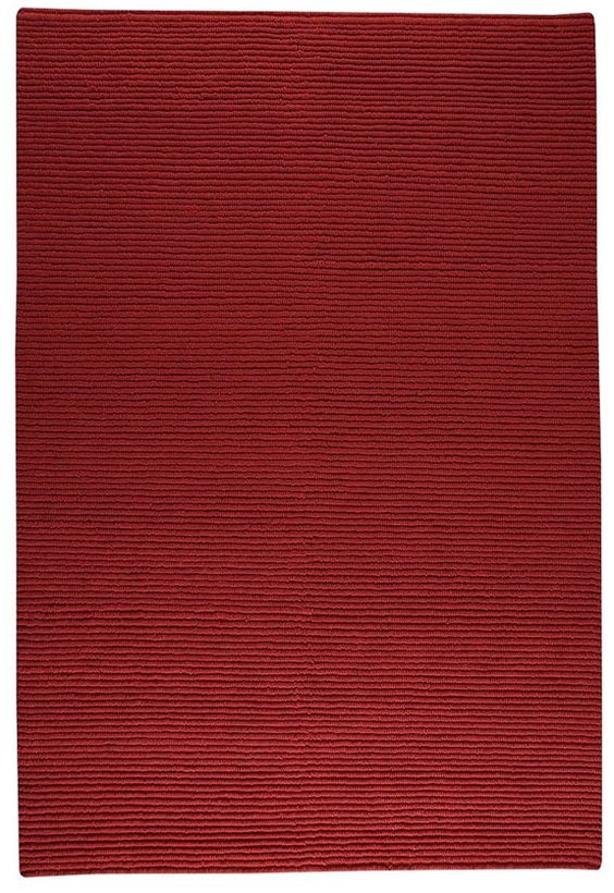 MAT The Basics Manchester Red Area Rugs