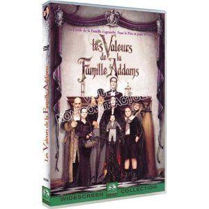 C'est Halloween tous les jours avec ce très grand classique.  On pleure de rire et on rit de trouille.  Attention, La Chose n'est pas fournie avec le DVD.  Tous publics (vraiment!)  Note : ★★★★★  #Addams #Film #Famille