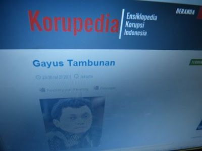 Korupedia.org - Situs Ensiklopedia Korupsi Indonesia