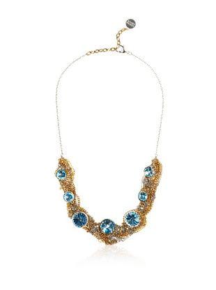 Gemma Redux Light Blue Multi-Chain