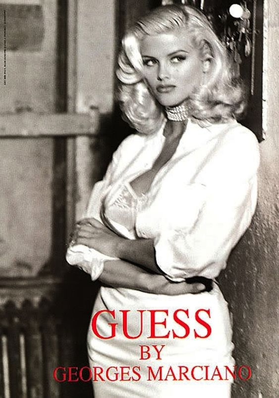 20 Gorgeous Photos From Anna Nicole Smith's Guess Campaign - BuzzFeed Mobile