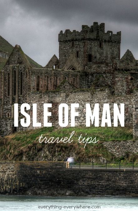 The Isle of Man is an island located within the Irish Sea. It is geographically situated right in the middle of Scotland, Ireland, England and Wales. Plan your travels to Isle of Man with these useful tips.