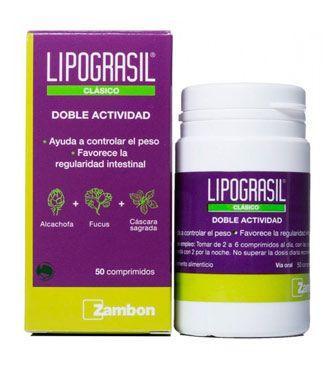 Lipograsil Clásico 50 comprimidos http://137.devuelving.com/producto/lipograsil-clásico-50-comprimidos/19338