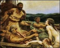 Ulysse et les Sirènes Draper
