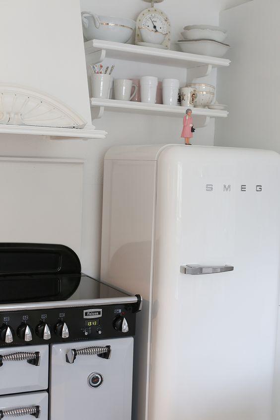 smeg-kühlschrank-küche | wohnideen | pinterest