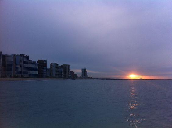 Pier da Praia de Iracema - Fortaleza/CE