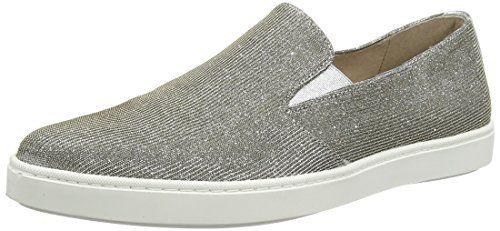 Belmondo 703375 03, Damen Sneakers, Silber (argento), 41 EU - http://herrentaschenkaufen.de/belmondo/41-eu-belmondo-703375-03-damen-sneakers-silber-37