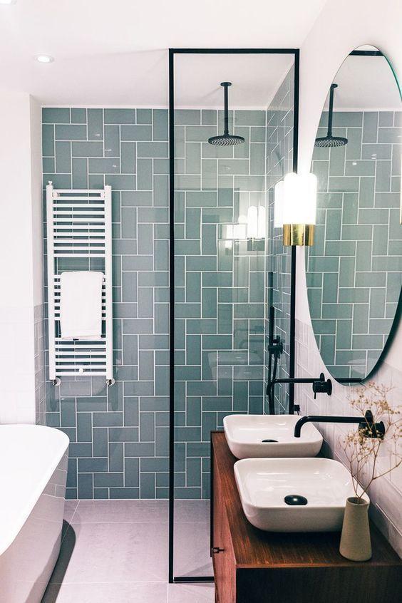 baños diseño industrial