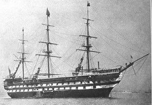 """""""Coffin Ships"""" were infamous vessels which brought immigrants from Ireland to Canada (not America) during the Potato Famine (1845-52). These were death ships. The death rate could easily be 30% for some of these voyages."""