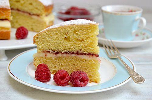 Victoria Sandwich Cake (England)