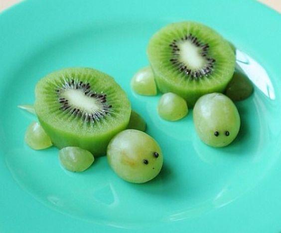 Kiwi grapes: