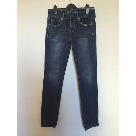 American Eagle Super Stretch Skinny American Eagle Outfitters Super Stretch Skinny Jeans, super comfortable, only wore it once. American Eagle Outfitters Jeans Skinny