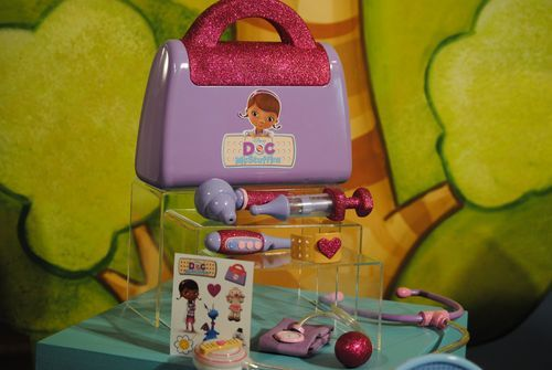 Doc McStuffins toys to be released for Christmas 2012