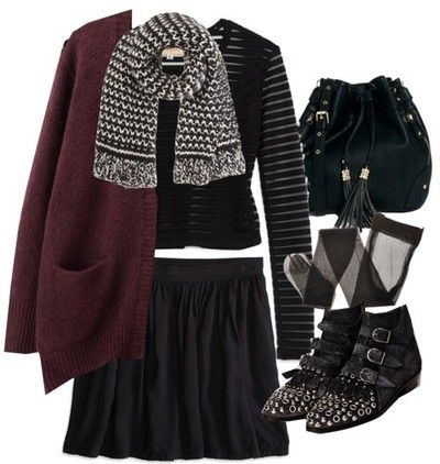 Untitled #11141 by florencia95 featuring long sleeve shirts