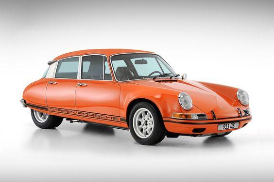 "Porsche Citroen 911 DS – ""The Perfect Car"""